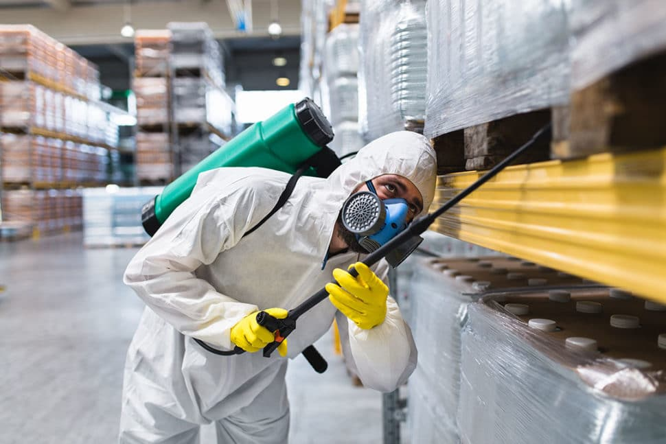 Pest Management Plan for Food Manufacturers